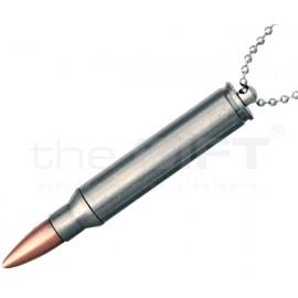 30-06 lövedék alakú kés nyakba akasztható