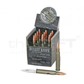 30-06 lövedék kés puskagolyó alakú