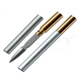Fantasy toll és kés Alumínium markolat