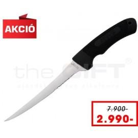 Filéző kés Markolata csúszásmentes