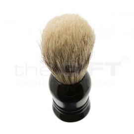 Garos borotválkozó ecset vaddisznószőr