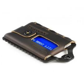 Trayvax Element bankkártyatartó Rejtett érme zsebbel