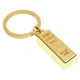 Kulcstartó Aranyrúd