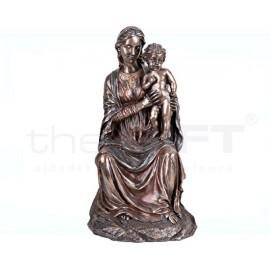 Mária Jézussal POLYRESIN anyagból
