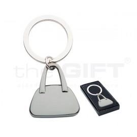 Kulcstartó táska Fekete díszdobozban